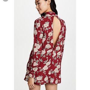 Flynn Skye Dresses - Flynn Skye red Leah dress